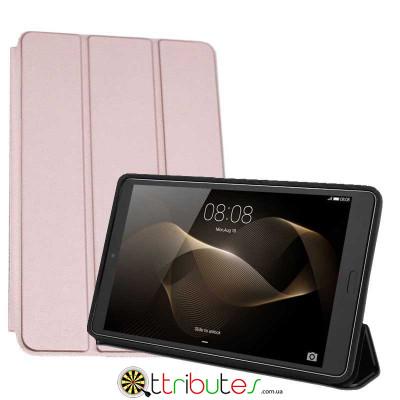 Чехол HUAWEI MediaPad M5 8.4 Full edge cover rose gold