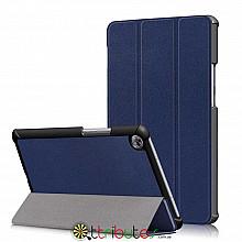 Чехол HUAWEI MediaPad M3 lite 8.0 Moko ultraslim dark blue