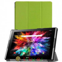Чохол Acer Iconia One 10 A3-A50 2018 Moko ultraslim apple green