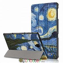 Чехол Samsung Galaxy Tab A 10.5 t590 t595 Print ultraslim night
