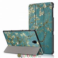 Чохол Samsung Galaxy Tab A 10.5 t590 t595 Print ultraslim bloomy tree