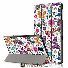 Чохол Samsung Galaxy Tab A 10.5 t590 t595 Print ultraslim butterfly