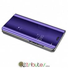Чехол HUAWEI Enjoy 8 Plus 5.93 Cristal ultrabook purple