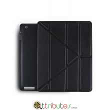 Чехол iPad 2 3 4 Gum origami ultraslim black