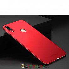 Чехол HUAWEI P20 Lite 5.8 Mofi slim cover red