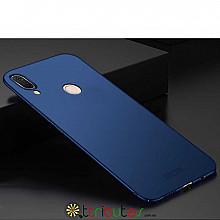 Чехол HUAWEI P20 Lite 5.8 Mofi slim cover dark blue