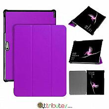 Чохол Microsoft Surface Go   Surface Go 2 10.1 Moko ultraslim purple