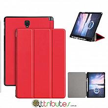 Чехол Samsung Galaxy Tab S4 10.5 sm-t835 t830 Moko book stylus cover red