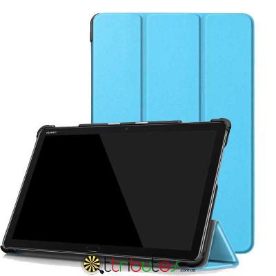 Чехол HUAWEI MediaPad M5 Lite 10.1 Moko ultraslim sky blue