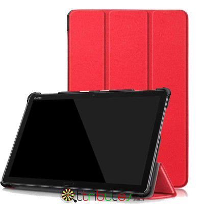 Чохол HUAWEI MediaPad M5 Lite 10.1 Moko ultraslim red