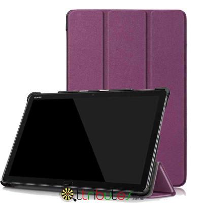 Чохол HUAWEI MediaPad M5 Lite 10.1 Moko ultraslim purple