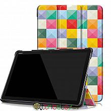 Чохол HUAWEI MediaPad M5 Lite 10 Print ultraslim square