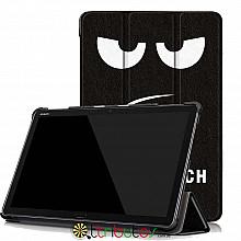 Чехол HUAWEI MediaPad M5 Lite 10 Print ultraslim don't touch