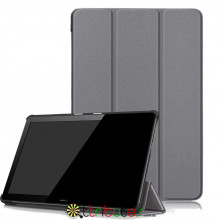 Чехол HUAWEI MediaPad T5 10.1 Moko ultraslim grey