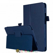 Чохол Xiaomi Mi Pad 4 8.0 Classic book cover dark blue