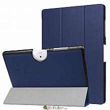 Чехол Acer Iconia One 10 B3-A40, B3-A42 Moko ultraslim dark blue