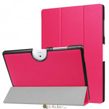 Чехол Acer Iconia One 10 B3-A40, B3-A42 Moko ultraslim rose red