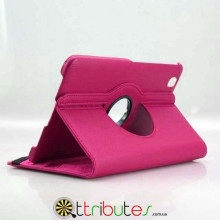Чохол Samsung Galaxy TabPro 8.4 T320, T321, T325 360 градусов rose red