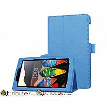 Чохол Lenovo Tab 4 TB-7304F 7.0 Classic book cover Essential sky blue