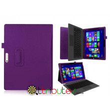 Чехол Microsoft Surface Pro 5 12.3 Classic book cover purple