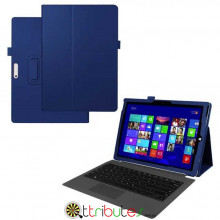 Чехол Microsoft Surface Pro 4 12.3 Classic book cover dark blue