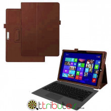 Чехол Microsoft Surface Pro 4 12.3 Classic book cover brown