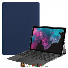 Чохол Microsoft Surface Pro 6 12.3 Moko ultraslim dark blue