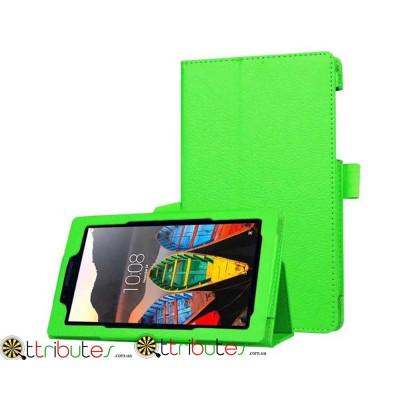 Чехол Lenovo Tab E7 TB-7104I Classic book cover apple green