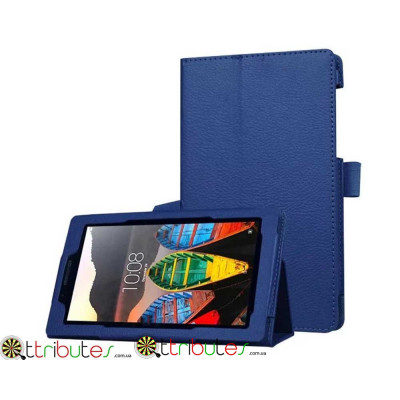 Чехол Lenovo Tab E7 TB-7104I Classic book cover dark blue
