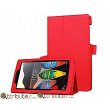 Чехол Lenovo Tab E7 TB-7104I Classic book cover red