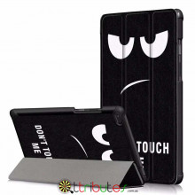 Чехол Lenovo Tab E7 TB-7104I Print ultraslim don't touch