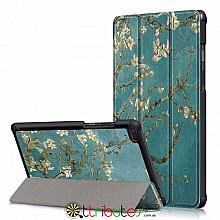 Чехол Lenovo Tab E7 TB-7104I Print ultraslim bloomy tree