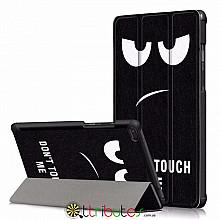 Чехол Lenovo Tab E8 TB-8304F 8304N 8.0 Print ultraslim don't touch