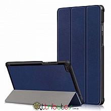 Чехол Lenovo Tab E8 TB-8304F 8304N 8.0 Moko ultraslim dark blue