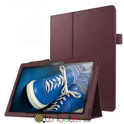 Чохол Lenovo Tab 2 A10-70 f Classic book cover brown