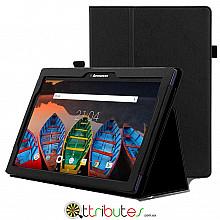 Чохол Lenovo tab 3 10 Business TB X70 F Classic book cover black