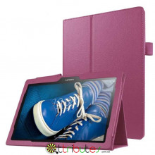 Чехол Lenovo tab 3 10 Business TB X70 F Classic book cover purple