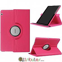 Чехол HUAWEI MediaPad T3 10 rose red 360 градусов