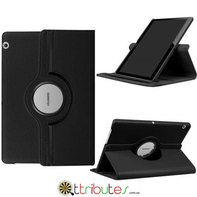 Чехол HUAWEI MediaPad T5 10.1  black 360 градусов