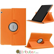 Чохол HUAWEI MediaPad T5 10.1 360 градусов orange