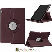 Чохол HUAWEI MediaPad T5 10.1 brown 360 градусов