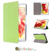 Чехол ASUS ZenPad 7.0 Z370C Moko ultraslim apple green