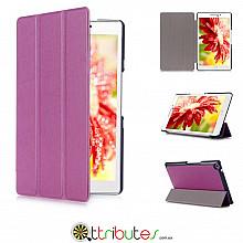 Чехол ASUS ZenPad 7.0 Z370C Moko ultraslim purple