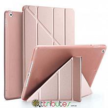 Чехол iPad air 2 9.7 Gum origami ultraslim rose gold