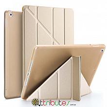 Чехол iPad air 1 9.7 Gum origami ultraslim gold