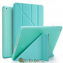 Чехол iPad air 2 9.7 Gum origami ultraslim mint green