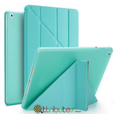 Чохол iPad air 2 9.7 Gum origami ultraslim mint green