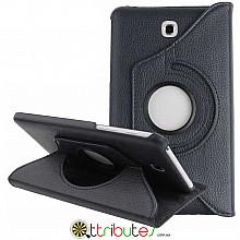 Чохол Samsung Galaxy Tab 4 7.0 (SM-T230, T231) black 360 градусов