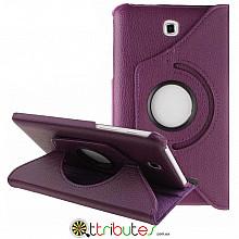 Чохол Samsung Galaxy Tab 4 7.0 (SM-T230, T231) purple 360 градусов