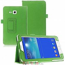Чехол Samsung galaxy tab A 7.0 SM-T280 t285 Classic book cover apple green
